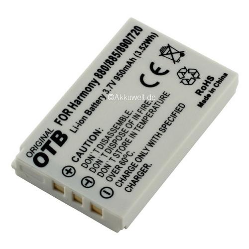Ersatz-Akku-Logitech-Harmony-One-785-885-895-900-CS-LOH880-Aku-Battery-Fernbed